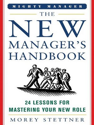 cover image of The New Manager's Handbook