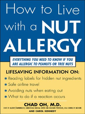 cover image of How to Live with a Nut Allergy