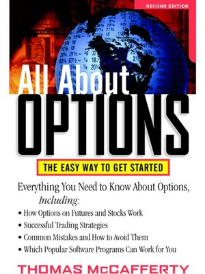 cover image of All About Options