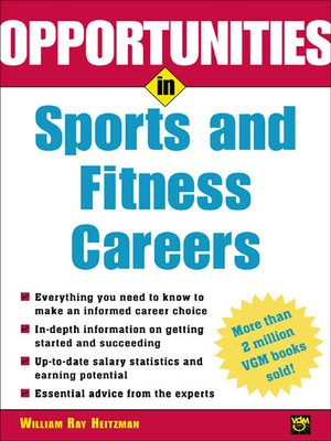cover image of Opportunities in Sports and Fitness Careers