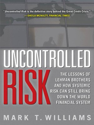 cover image of Uncontrolled Risk