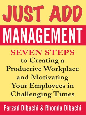 cover image of Just Add Management