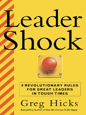 cover image of LeaderShock and How to Triumph Over It