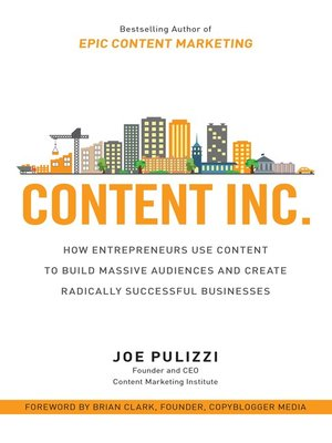 cover image of Content Inc.