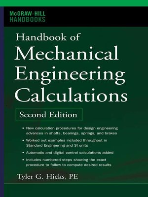 mechanical engineering handbook pdf free download
