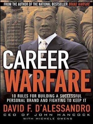 cover image of Career Warfare