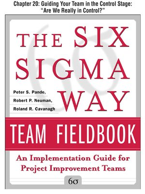 cover image of Guiding Your Team in the Control Stage