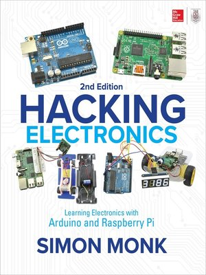 cover image of Hacking Electronics