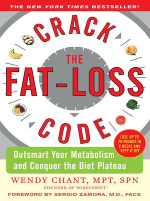 cover image of Crack the Fat-Loss Code