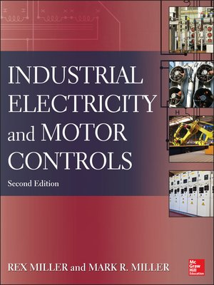 cover image of Industrial Electricity and Motor Controls