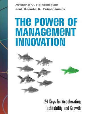 cover image of The Power of Management Innovation