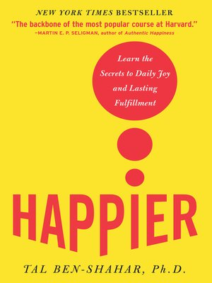 cover image of Happier