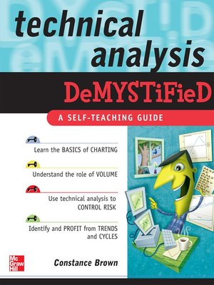 cover image of Technical Analysis Demystified