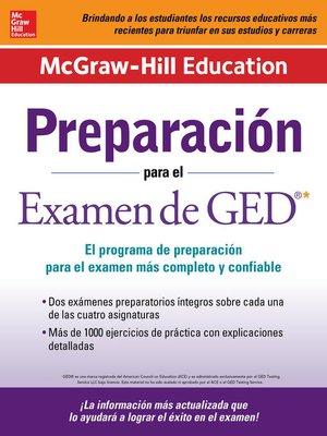 cover image of Preparación para el Examen de GED