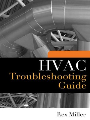 cover image of HVAC Troubleshooting Guide