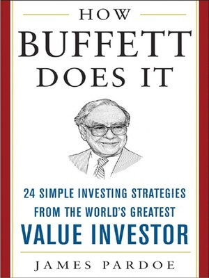 cover image of How Buffett Does It