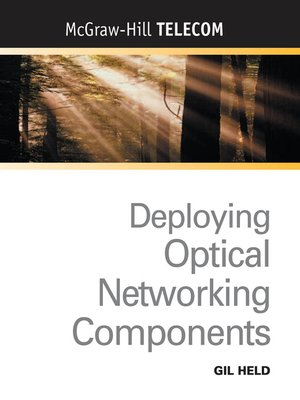 cover image of Deploying Optical Networking Components