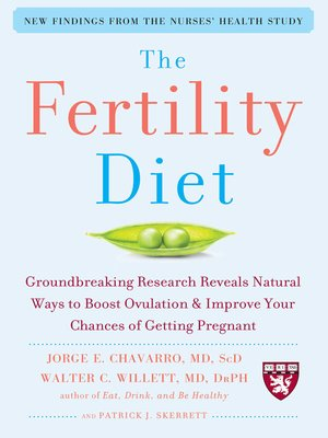 cover image of The Fertility Diet