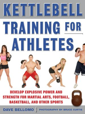 cover image of Kettlebell Training for Athletes