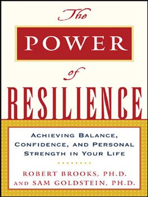 cover image of The Power of Resilience