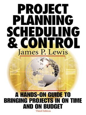 cover image of Project Planning, Scheduling & Control