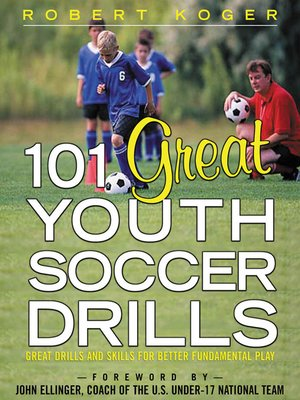 cover image of 101 Great Youth Soccer Drills