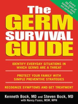 cover image of The Germ Survival Guide