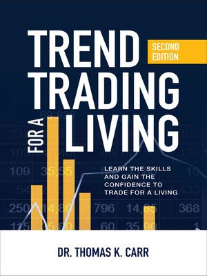 cover image of Trend Trading for a Living