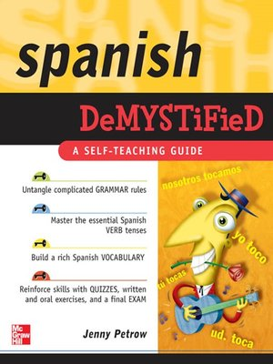 cover image of Spanish Demystified