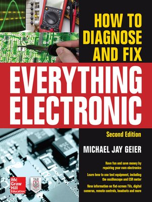 cover image of How to Diagnose and Fix Everything Electronic