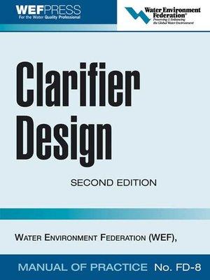 cover image of Clarifier Design