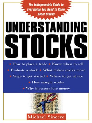 cover image of Understanding Stocks