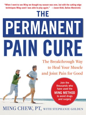 cover image of The Permanent Pain Cure
