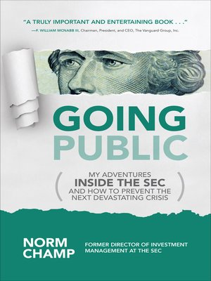 cover image of Going Public