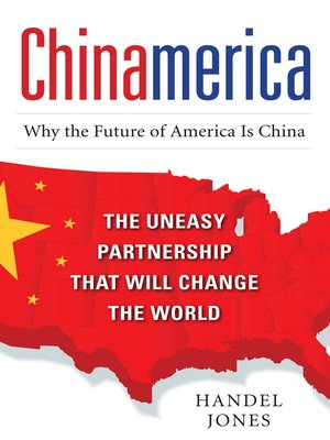 cover image of ChinAmerica