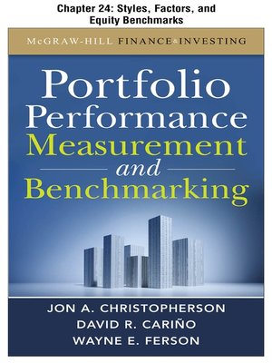 cover image of Styles, Factors, and Equity Benchmarks