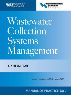 cover image of Wastewater Collection Systems Management MOP 7