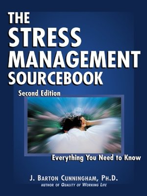 cover image of The Stress Management Sourcebook