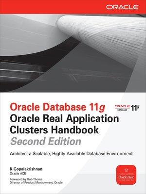 Oracle 11g Ebook