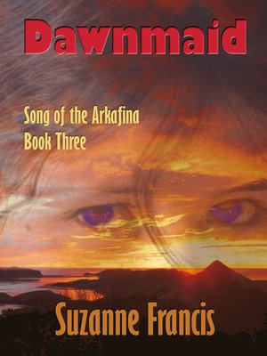 cover image of Dawnmaid [Song of the Arkafina #3]