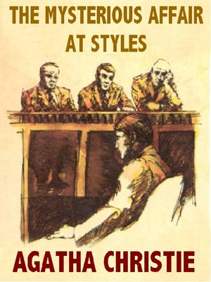cover image of AFFAIR AT STYLES