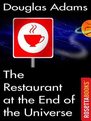 cover image of The Restaurant at the End of the Universe