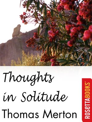 cover image of Thoughts in Solitude