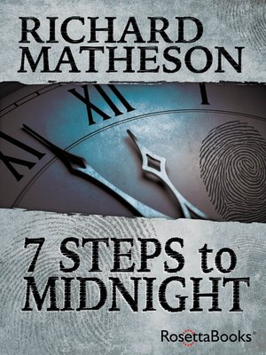 cover image of 7 Steps to Midnight