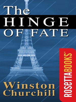 cover image of The Hinge of Fate