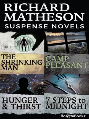 cover image of Richard Matheson Suspense Novels