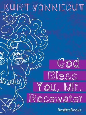 cover image of God Bless You, Mr. Rosewater