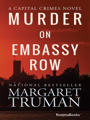 cover image of Murder on Embassy Row