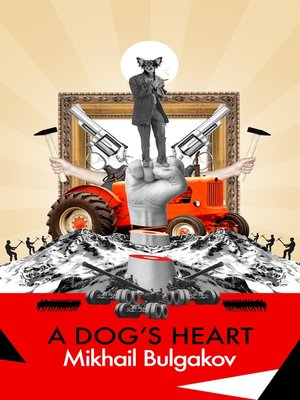 cover image of A Dog's Heart