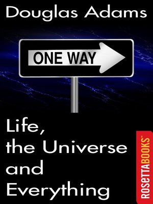cover image of Life, the Universe and Everything